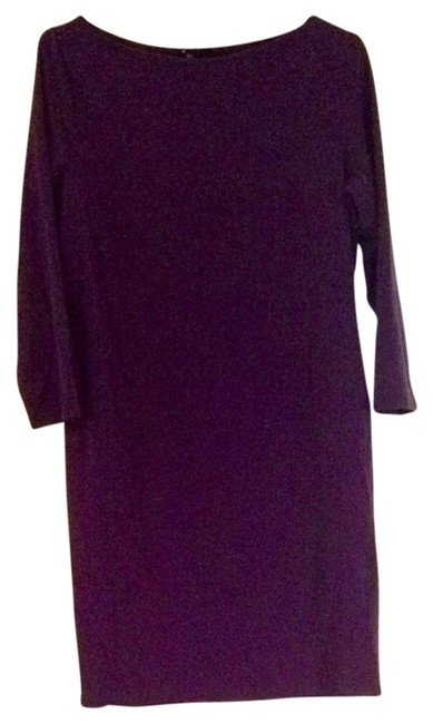 H&M Size Medium Super Comfy, Casual Longsleeved Purple H&M Dress. This Is A Stretchy Material. Fits Great Throughout Pregnancy!