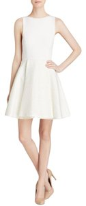 Alice + Olivia short dress Off White on Tradesy