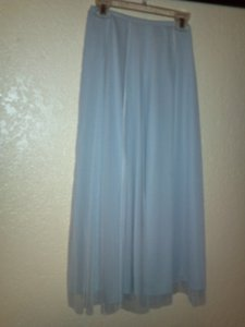 Express Maxi Skirt Grey/Silver