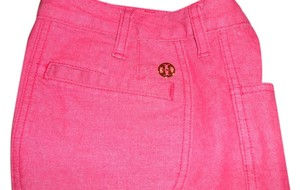 Tory Burch Flare Leg Jeans-Light Wash