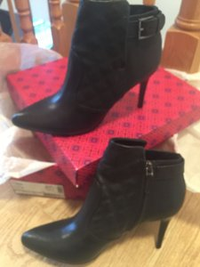 Tory Burch Orchard Black Boots