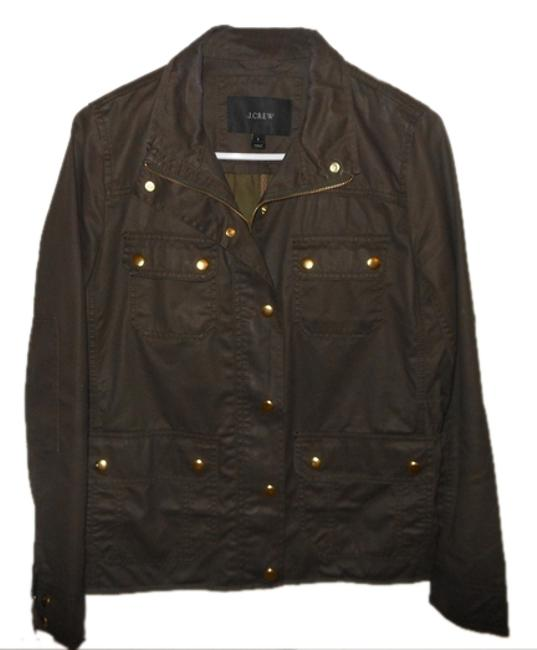 Item - Mossy Brown The Downtown Field Jacket Size 4 (S)