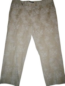 The Limited Capris TAUPE
