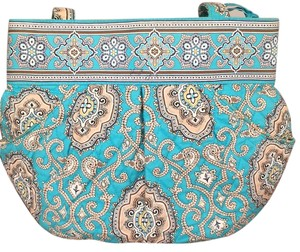 Vera Bradley Tote in Totally Turquiose