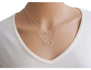 Other Infinity necklace (silver)