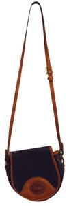 Dooney & Bourke Vintage & Leather Cross Body Bag
