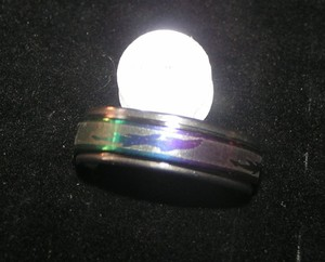 Unisex Spinning Ring Free Shipping