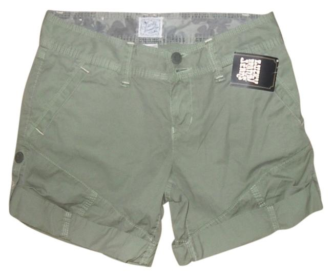 Preload https://item5.tradesy.com/images/lucky-brand-olive-green-army-shorts-25-new-with-tag-cargo-pants-size-0-xs-25-911249-0-0.jpg?width=400&height=650