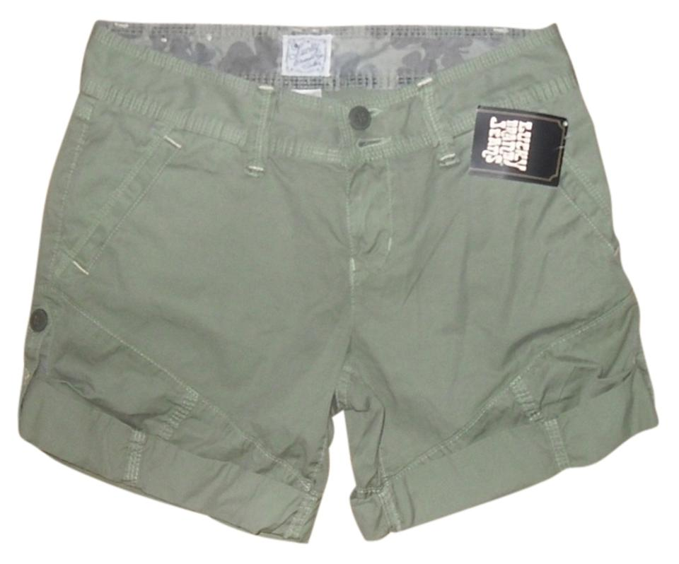 e94f4b2ab Lucky Brand Olive Green Army Shorts-25-new with Tag Shorts Size 0 (XS, 25)  47% off retail