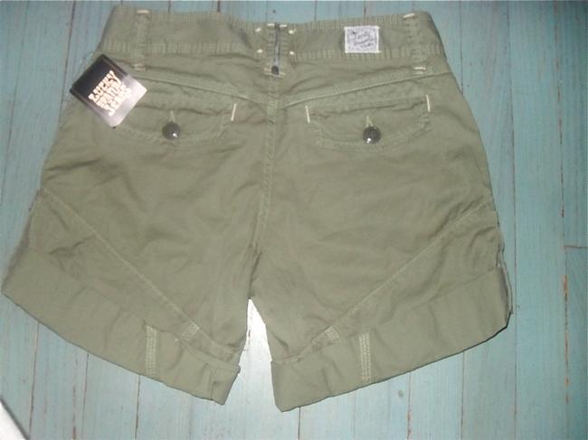 Lucky Brand Cargo Shorts OLIVE GREEN