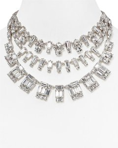 Kate Spade Perfect Holiday Sparkle! Kate Spade Estate Sale Statement Necklace NWT Classic & Elegant! Timeless Piece!