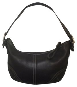 Coach Leather Vintage Handbag Hobo Bag