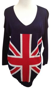 British Flag Casual Sweater