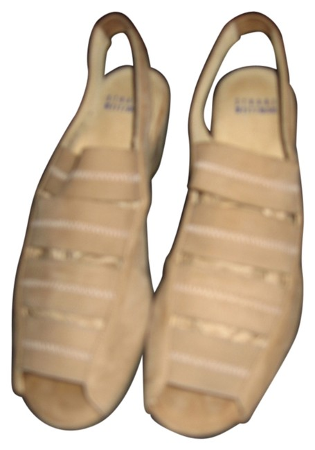 Item - Taupe Mayberry Wedges Size US 8.5 Regular (M, B)