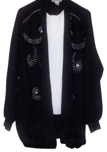 La Mittini Vintage Embellished Sweater