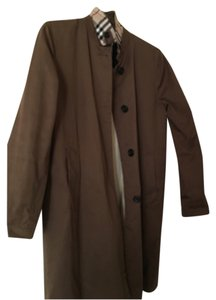 Classic Burberry twill novacheck trench coat Trench Coat