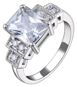 Other White Sapphire And Cz
