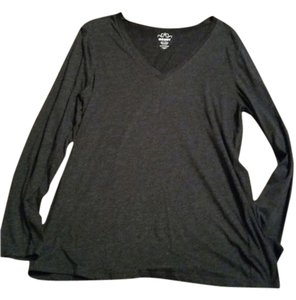 Old Navy T Shirt Charcoal Heather