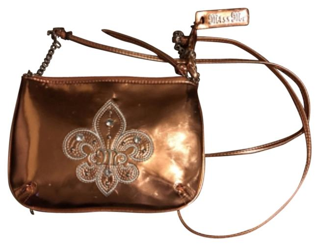 Item - Rose Gold Cross Body Bag