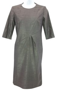 Other Hugo Boss Pewter Dress