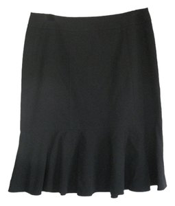 Giorgio Armani Label Skirt Black