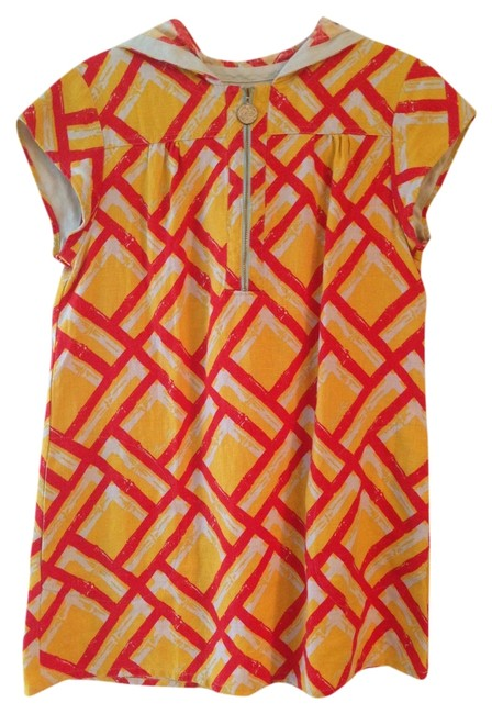 Preload https://item2.tradesy.com/images/tracy-feith-yellow-and-orange-linen-cover-upsarong-size-8-m-911736-0-0.jpg?width=400&height=650