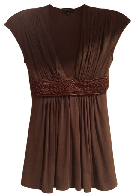 Preload https://item1.tradesy.com/images/sky-brown-night-out-top-size-2-xs-911750-0-0.jpg?width=400&height=650