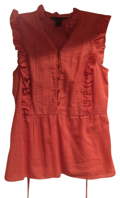 Marc by Marc Jacobs Button Down Shirt Salmon