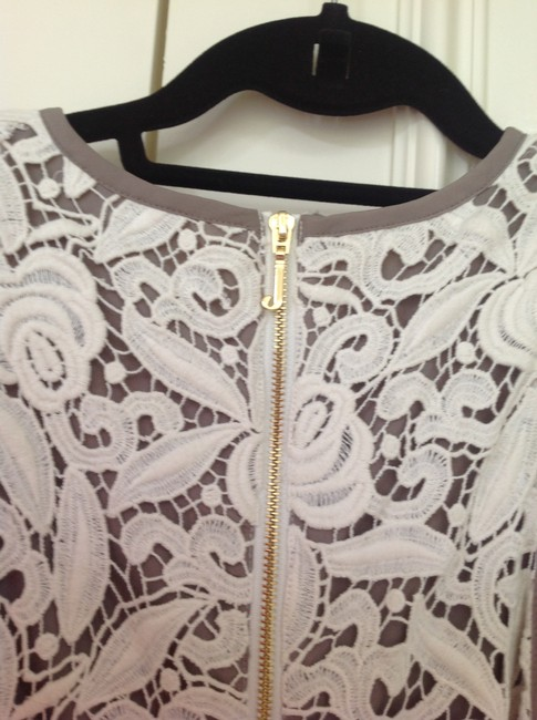 Juicy Couture short dress Off White on Tradesy