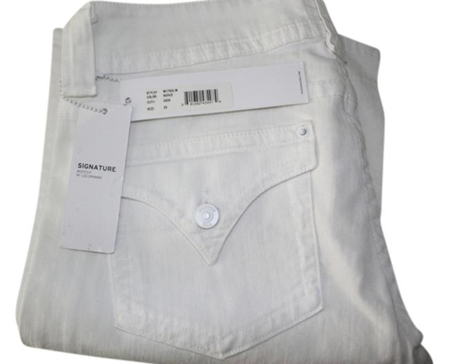 Item - White Boot Cut Jeans Size 29 (6, M)