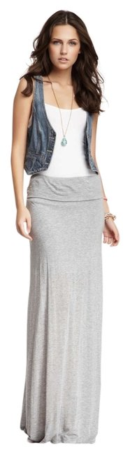 Threads 4 Thought Skirt Grey