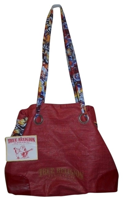 Item - Red Cloth Tote