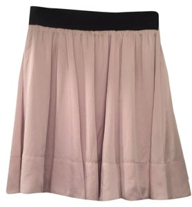 H&M Mini Skirt Light pink