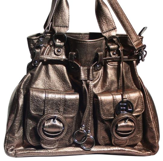 Preload https://item3.tradesy.com/images/elliott-lucca-metallic-bronze-leather-shoulder-bag-912502-0-0.jpg?width=440&height=440
