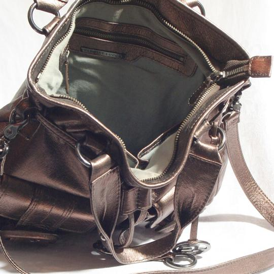 Elliott Lucca Metallic Shoulder Bag