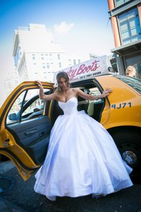 Pnina Tornai Ball Gown Wedding Dress