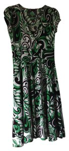 Candy Rain short dress green on Tradesy