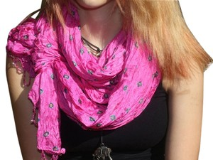 Preload https://item5.tradesy.com/images/pink-or-green-pick-one-silk-scarfbathing-suit-cover-up-direct-from-india-a-color-scarfwrap-912634-0-0.jpg?width=440&height=440