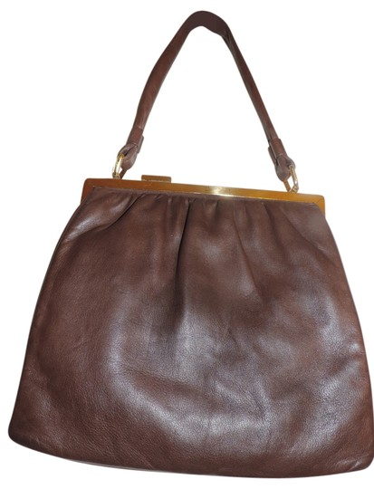 Preload https://img-static.tradesy.com/item/912972/vintage-espresso-leather-shoulder-bag-0-0-540-540.jpg