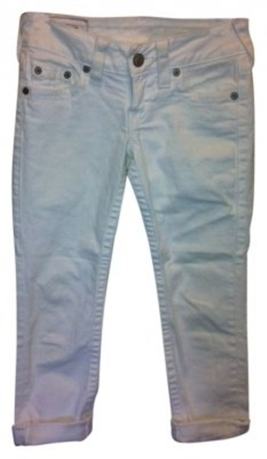 Preload https://item2.tradesy.com/images/true-religion-white-light-wash-the-capricropped-jeans-size-26-2-xs-9131-0-0.jpg?width=400&height=650
