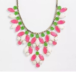 Kate Spade RARE! Whimsical & Feminine Kate Spade Marquee Statement Necklace NWT