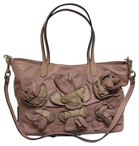 Valentino Tote in Blush