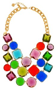 Kate Spade Perfect for Holiday Parties! RARE! Stunning Classic! Kate Spade Crystal Kaleidoscope Necklace NWT