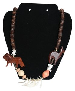 Beautiful African Made Animal Necklace