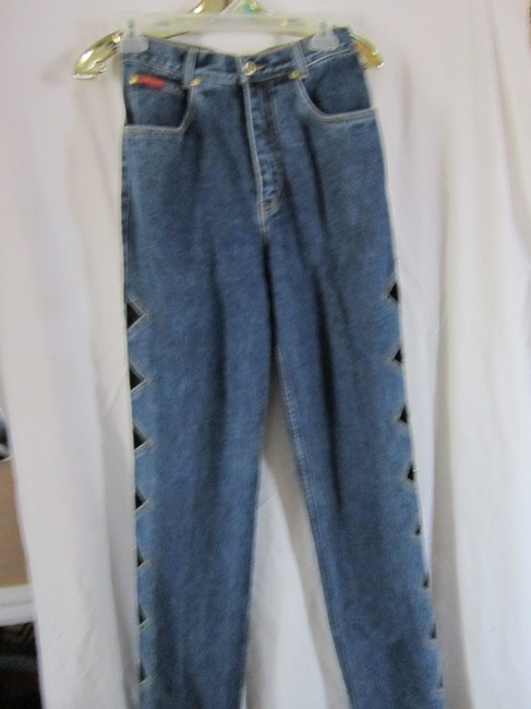 LAWMAN Sexy Country Skinny Jeans-Medium Wash