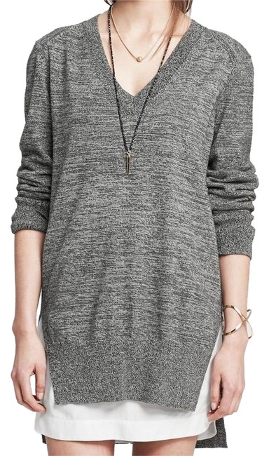 Preload https://img-static.tradesy.com/item/9134422/banana-republic-grey-pima-cotton-and-cashmere-ovesized-sweaterpullover-size-8-m-0-2-650-650.jpg