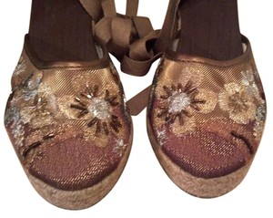 Montego Bay Club Bronze Sandals
