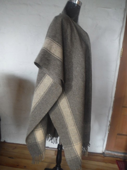 Other Boho Wool Wrap Vintage Cape