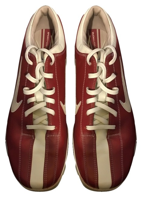 Item - Burgundy Sports Performance Women's Golf Sneakers Size US 9.5 Regular (M, B)