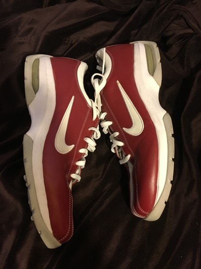 Nike Burgundy Athletic